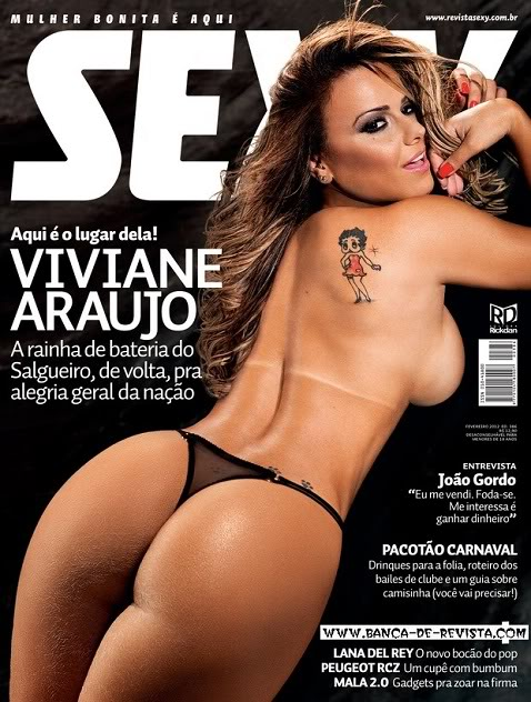 baixar Especial Viviane Araújo - Sexy, Paparazzo download