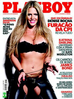 baixar Playboy Denise Rocha download