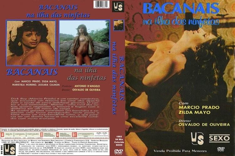 baixar Filme - Bacanais na Ilha das Ninfetas (1982) download