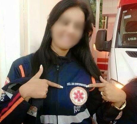 Enfermeira gostosa do Samu caiu na net download