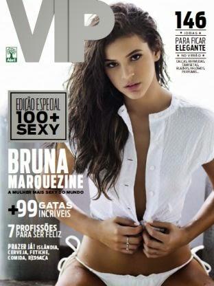 Revista Vip   Bruna Marquezine   Novembro 2014 download