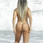 baixar Flagra! Mulher Melão pelada na praia de nudismo de Abricó-RJ download