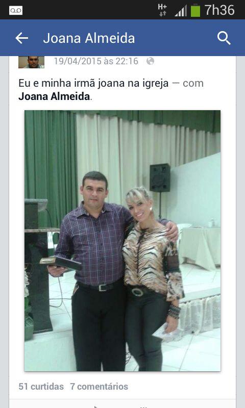 baixar Joana Almeida, crente vadiando na net - Caiu na net download