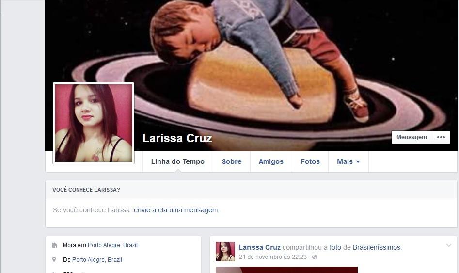baixar Larissa gaúcha caiu na net download