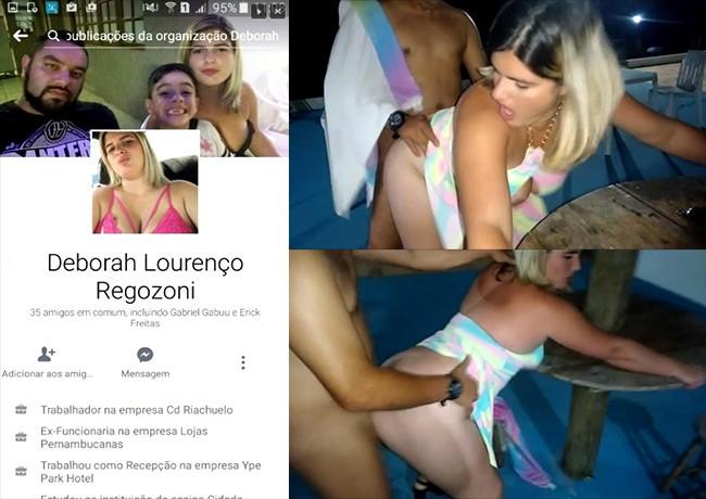 baixar Deborah Lourenço de São José do Rio Preto SP caiu na net traindo o marido download
