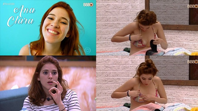 baixar Ana Clara paga peitinho no BBB18! download