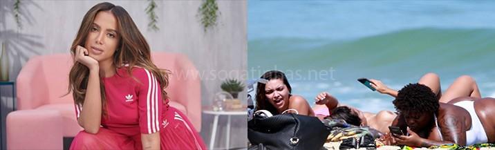 baixar Anitta pelada na praia fazendo topless download