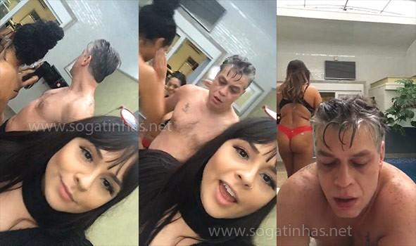 baixar Ator Fábio Assunção caiu na net em orgia com putas no motel download