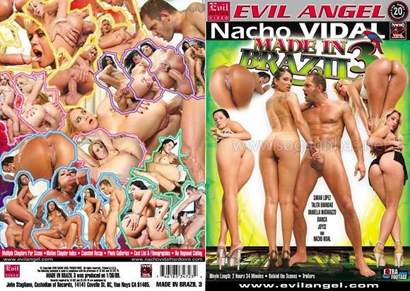 baixar Made in Brazil 3 - Evil Angel (só brasileiras) download
