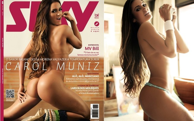 baixar Carol Muniz   Revista Sexy   Julho 2014 (Completa! Fotos + Vídeo Making Of) download