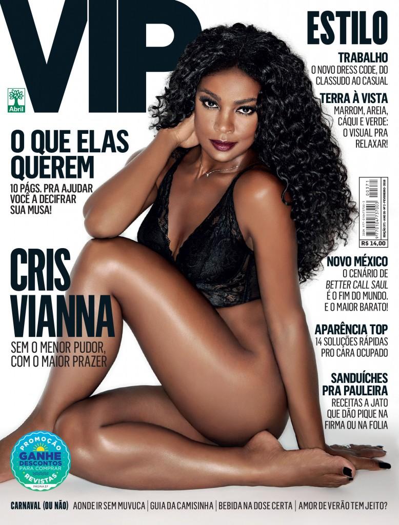 baixar Revista Vip - Cris Vianna - Fevereiro 2016 download