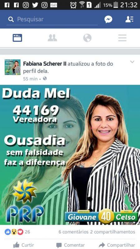 baixar Duda Mel candidata a vereadora caiu na net (dj top less) download