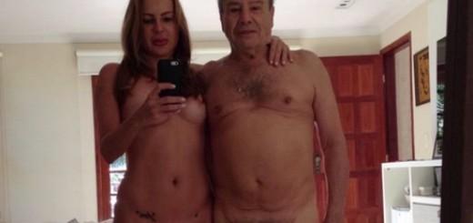 baixar Fotos do ator Stênio Garcia e a esposa pelados - Caiu na net download