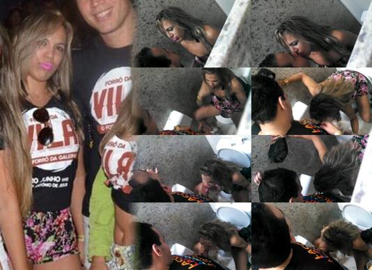 baixar Flagrante de boquete no banheiro do Forró da Vila - Caiu na net download