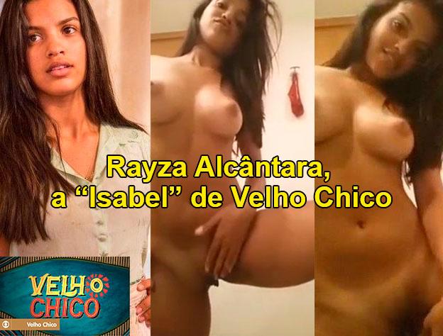 baixar Rayza Alcântara de Velho Chico vazou no zap zap download