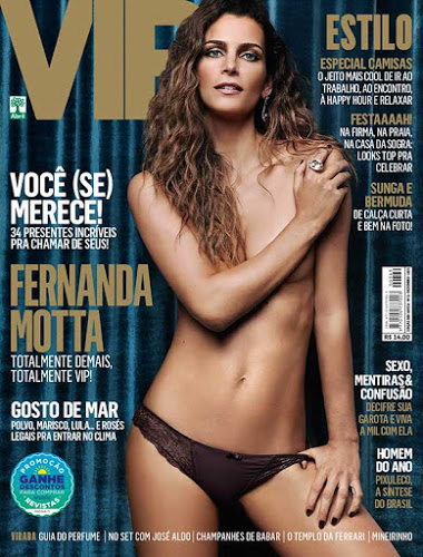 baixar Revista Vip - Fernanda Motta - Dezembro 2015 download