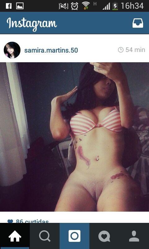 baixar Samira Martins caiu na net peladinha no Instagram download