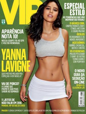 baixar Revista Vip - Yanna Lavigne - Março 2016 download