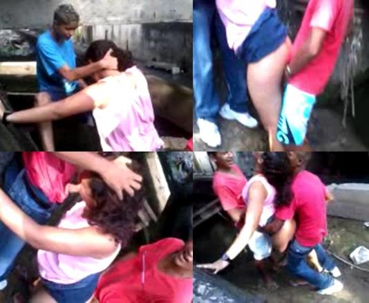 baixar Suruba com uma novinha na favela pato sem cu   Caiu na net download