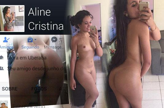 baixar Aline Cristina, a tetuda de Uberaba   Caiu na net download
