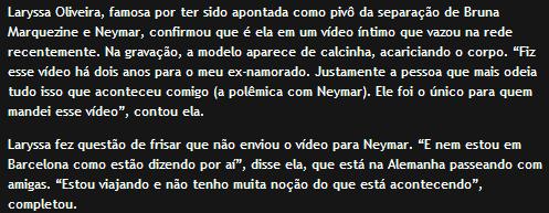 baixar Laryssa Oliveira Caiu na Net - Ex de Neymar (Vídeo Real Confirmado) download