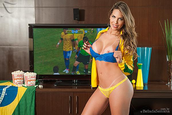 baixar Gabi Cardoso   Musa da Copa 2014 download
