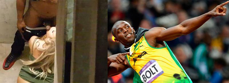 baixar Suposto vídeo da estudante gostosa chupando a rola do Usain Bolt download