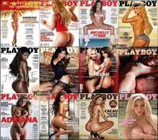 baixar Todas as Revistas Playboy atualizadas de 2000 até 2015! download
