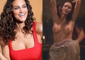baixar Atriz Débora Nascimento pelada nua em cenas de sexo download