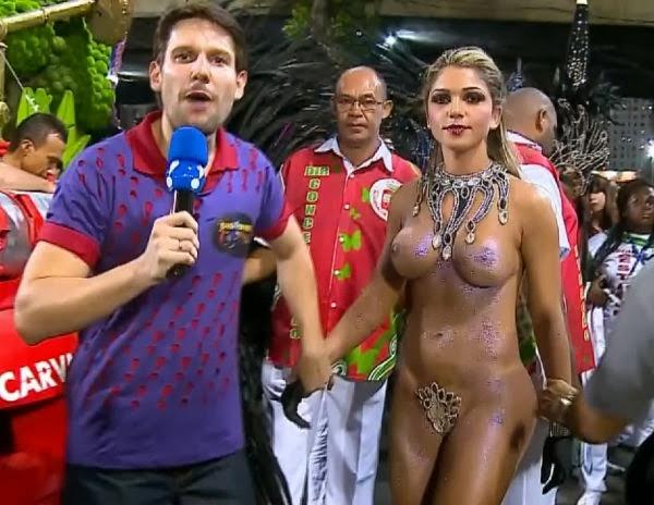 baixar Camila Gomes Mostrando as Tetas   Bastidores do Carnaval 2014 download