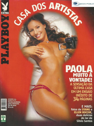 baixar Playboy Especial - Paola Rodrigues download
