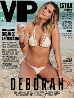 baixar Revista Vip - Deborah Secco - Junho 2016 download