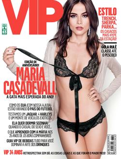 baixar Revista VIP - Maria Casadevall - Junho 2015 download