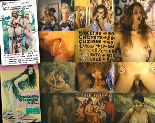 baixar Meninas, Virgens e P… (Troca de Óleo) (1983) download