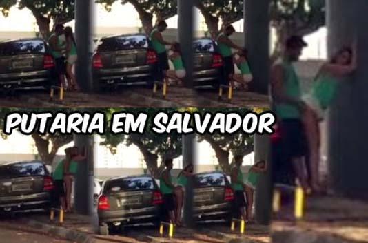 baixar Casal fudendo em público nas ruas de Salvador   Caiu na net download