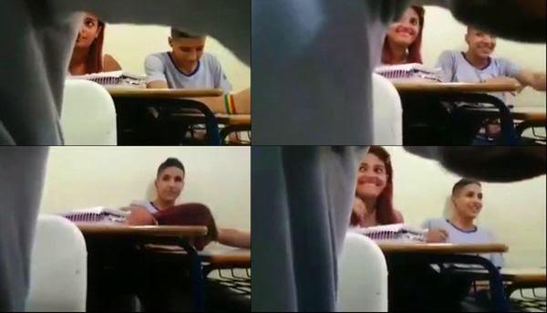 baixar Novinha mamando durante a aula na escola - Caiu na net download