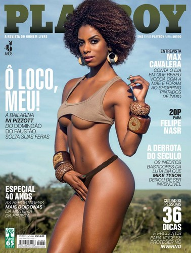 baixar Revista Playboy - Ivi Pizzott - Maio 2015 download