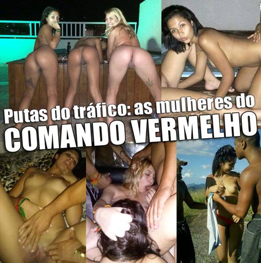 baixar Putas do tráfico: as mulheres do comando vermelho - Caiu na net download