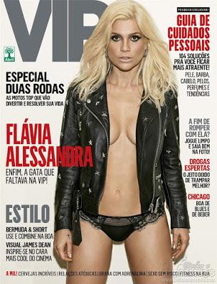 baixar Revista Vip - Flávia Alessandra - Outubro 2015 download