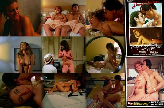 baixar Corpo de Alma de Mulher (1983) filme raro download
